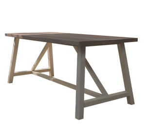 Bespoke Trestle Table