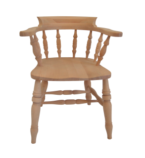 Farmhouse Smokers Bow Chair