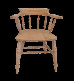 Farmhouse Smokers Bow Chair