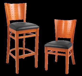 Jacob Highstool & Chair