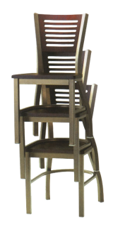 Stacking Chairs 001