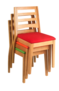 Stacking Chairs 003