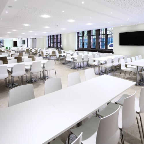 New Kitchen and dining hall, Bolton School