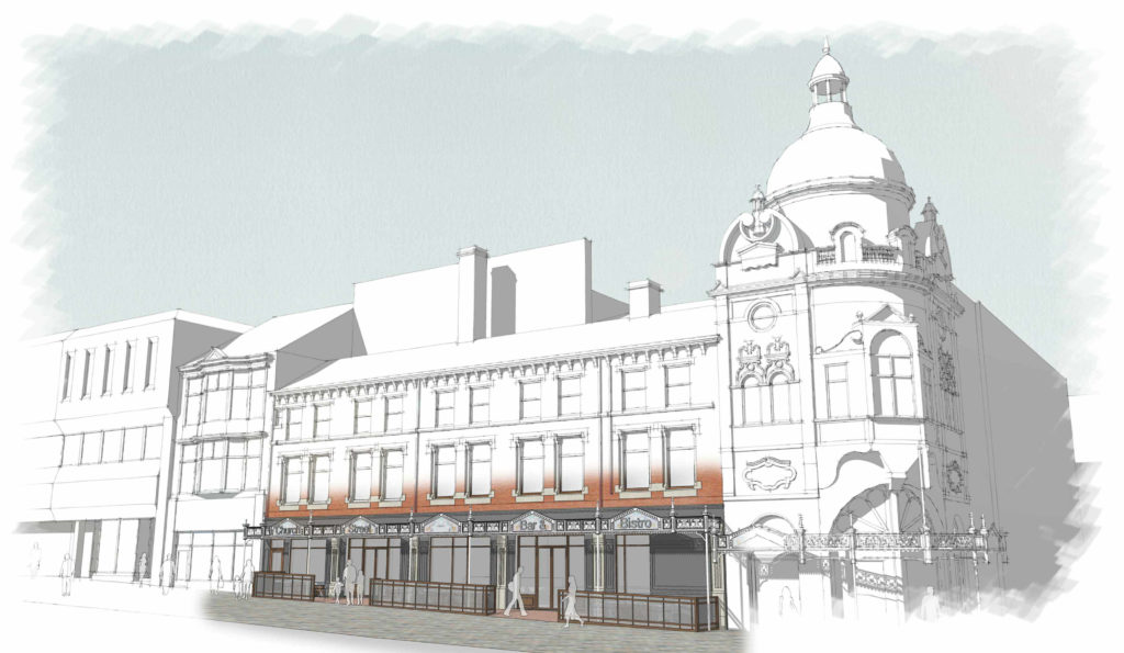 Church Street Blackpool