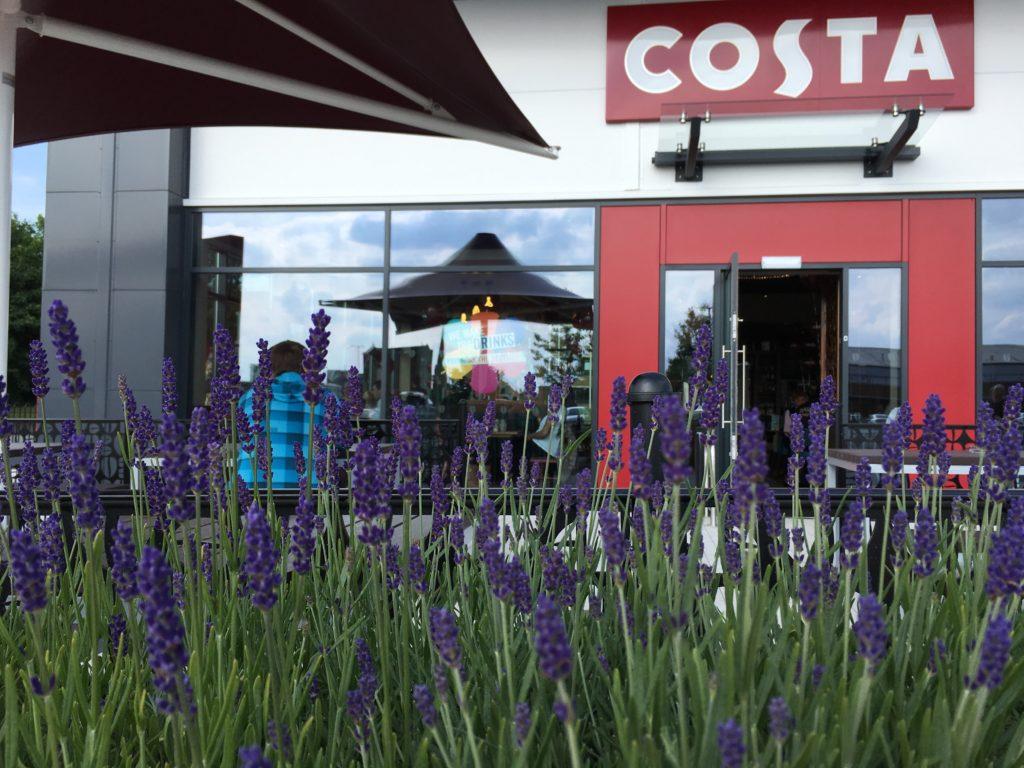 Costa Coffee Preston