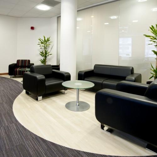 Office Refurbishment, BAE Systems Warton