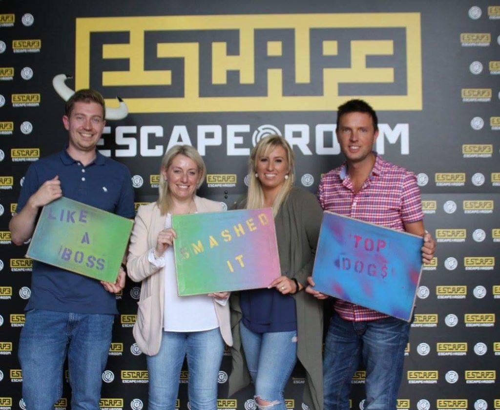 Escape Room Visit