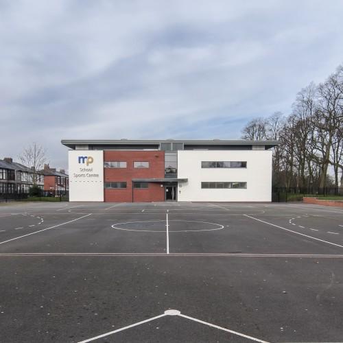 Moor Park School Sports Centre