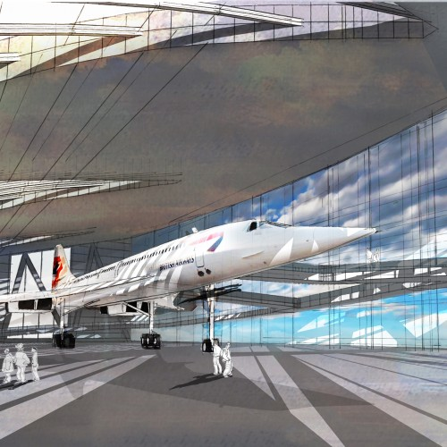 A New Home for Concorde?