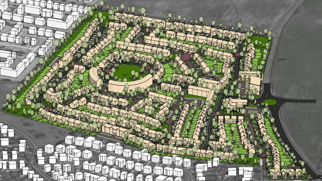 Lytham Housing
