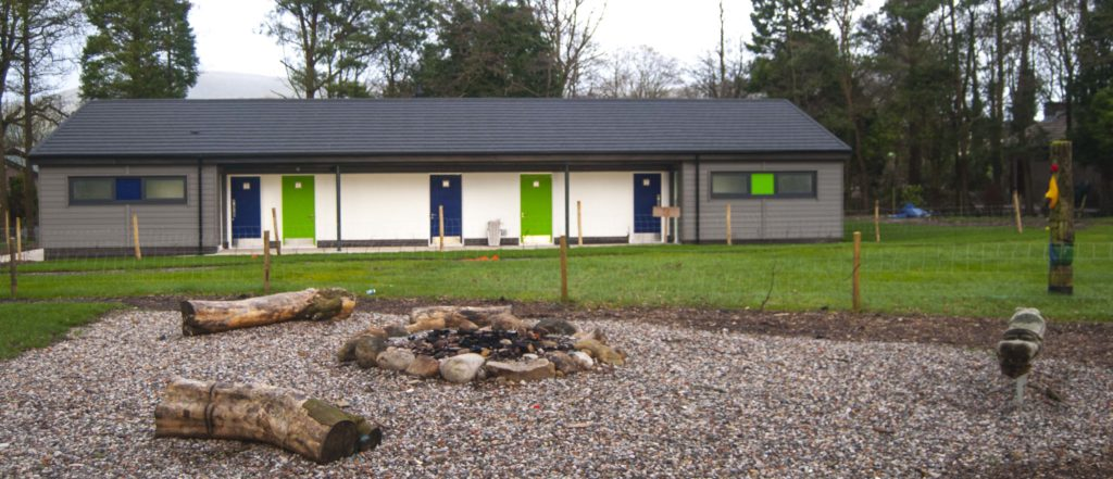 Waddecar Scout Camp Redevelopment
