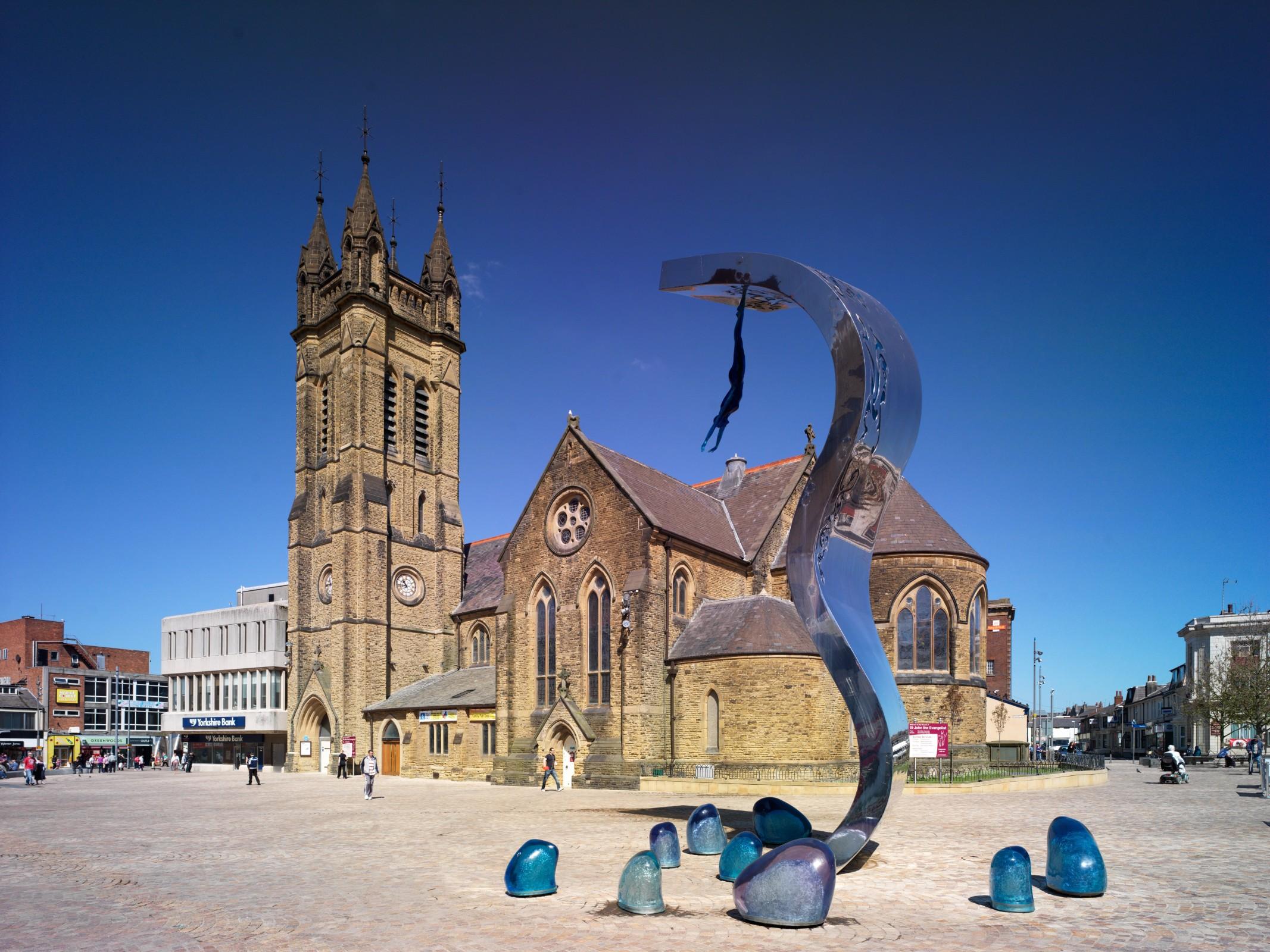 St John S Church Blackpool C A