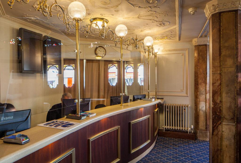 Blackpool Grand Theatre reception