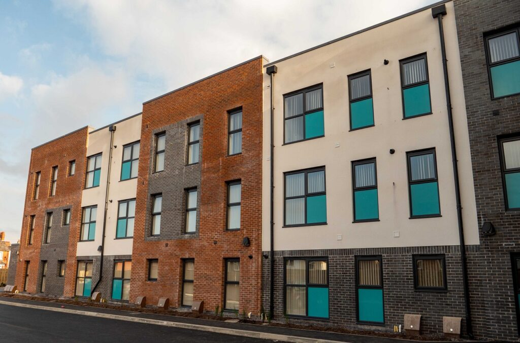 Connah's Quay, Flintshire - 30 high-quality one and two-bedroom apartments over three storeys