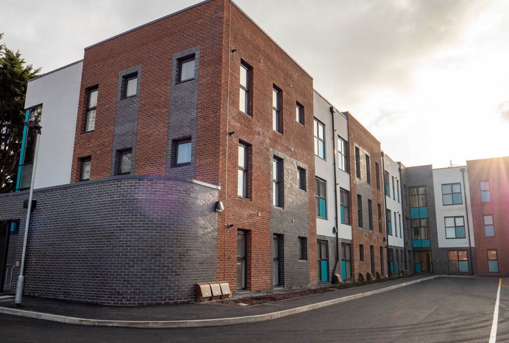 Connah's Quay scheme designed in accordance with Welsh Government's Design Quality Requirements