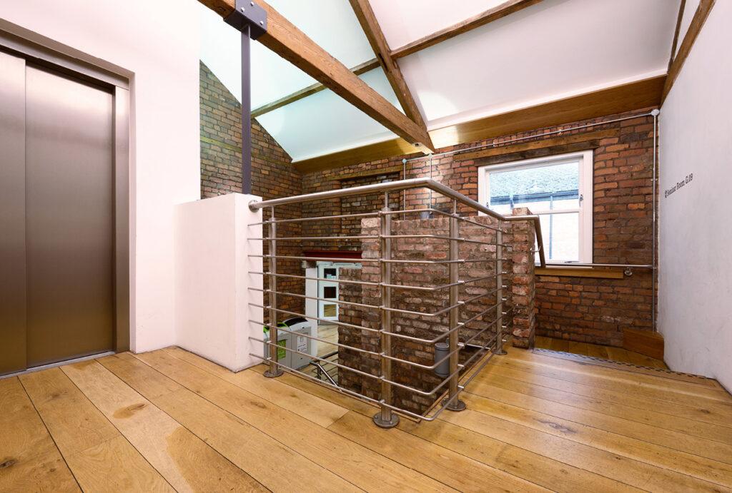 Cornerhouse MMU stairway