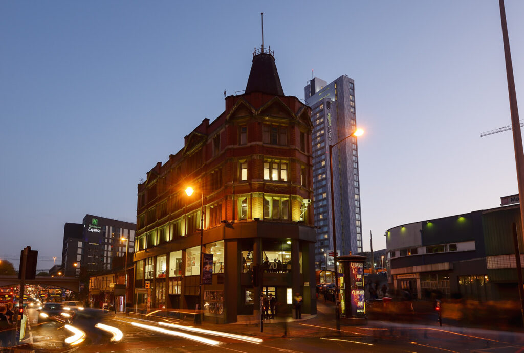 Cornerhouse Manchester Metropolitan Un