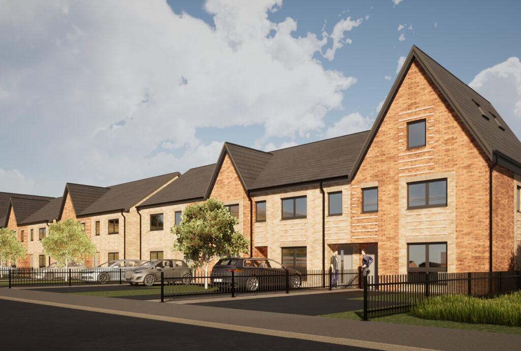 Grange Park residential homes