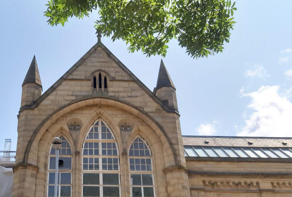 Grosvenor building exterior