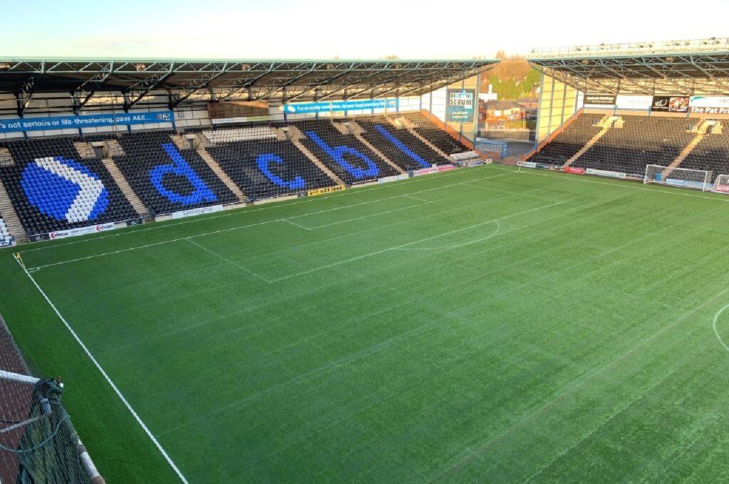 Halton DCBL Stadium £1.6m eco-friendly project