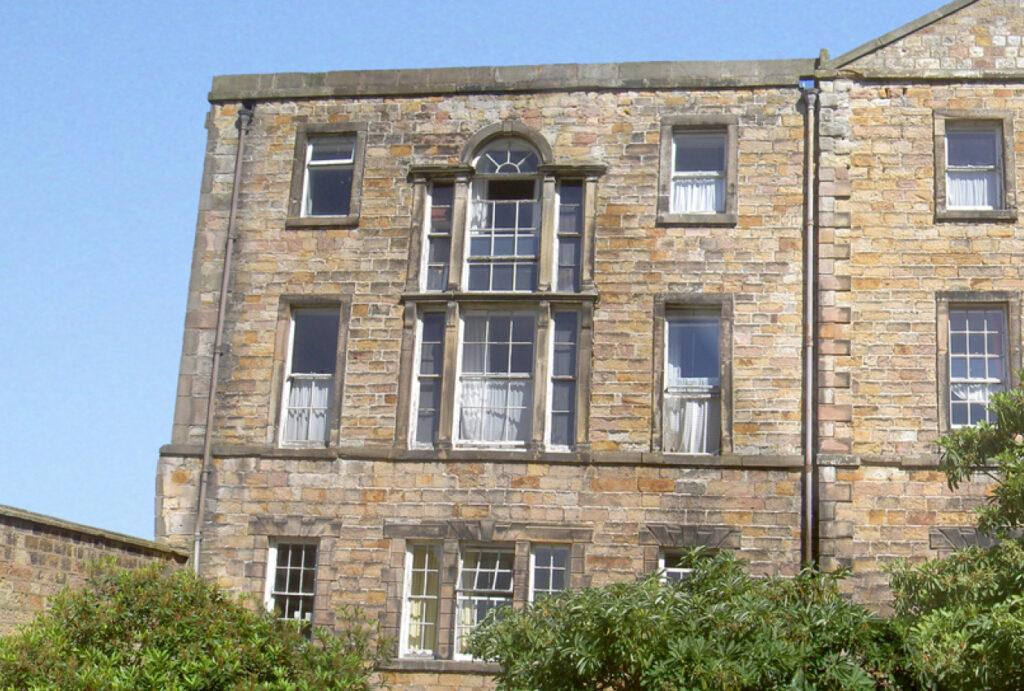 Shirk exterior restoration