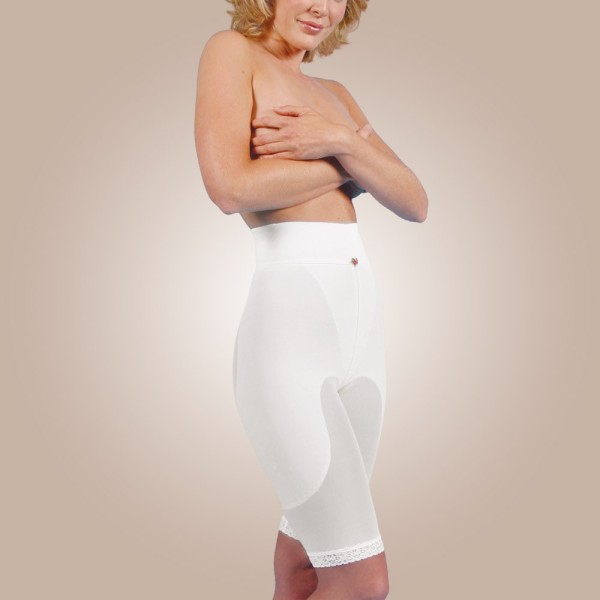 Above-Knee Girdle, Non-Zippered