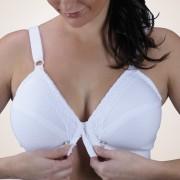 La Michelle Medium Support Cotton Knit Bra
