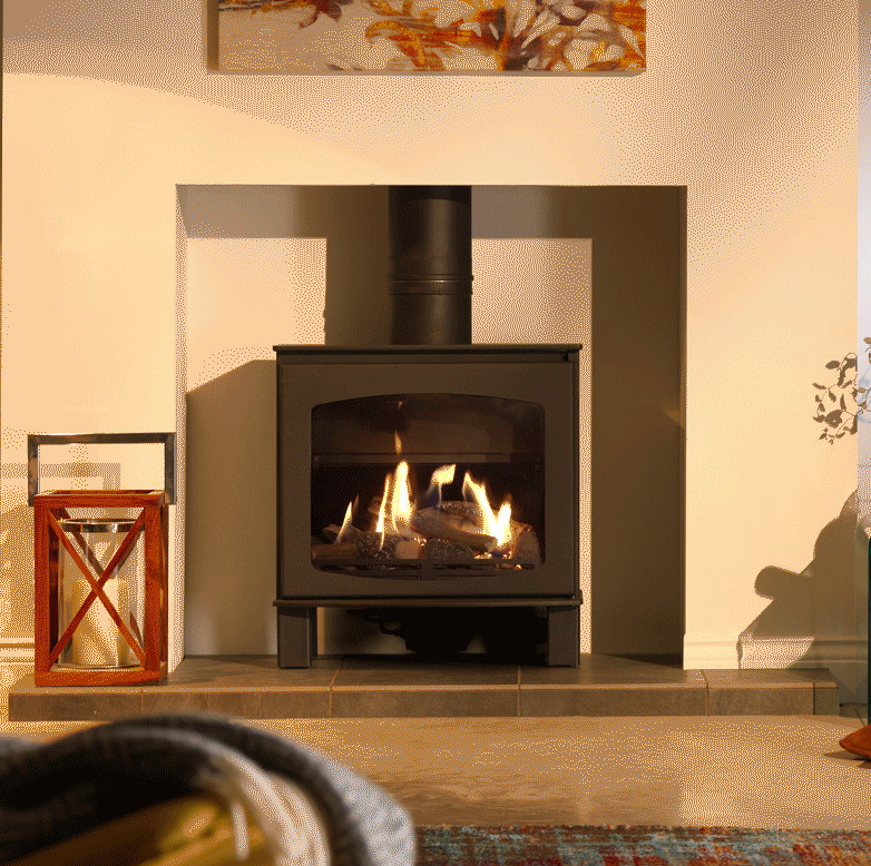 ACR Wychwood Natural Gas Stove - Balanced Flue [TGAS-CNAT