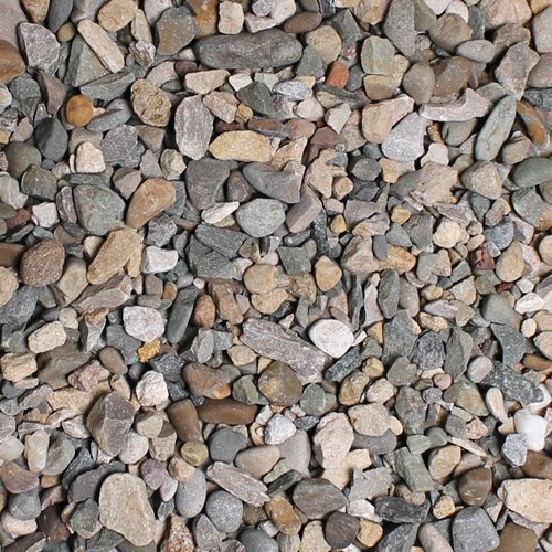 Rounded Pea Gravel