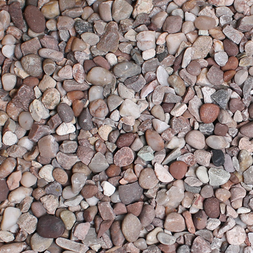 Grab Bag Of 14mm Red Granite