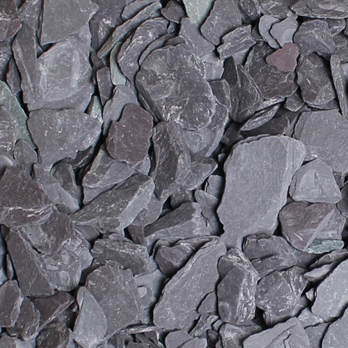 5-30mm Slate Chippings Blue