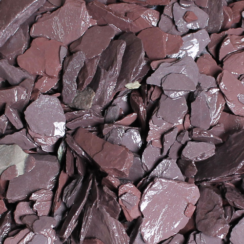Plum Slate Chippings