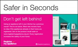 Safer in Seconds Poster