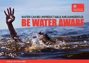 Water safety week 2018