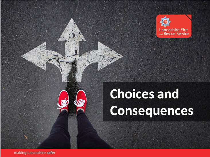 Choices and consequences module thumbnail image