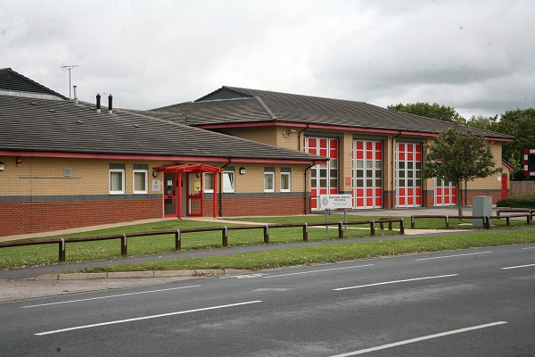 Morecambe Fire Station