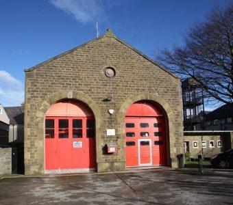 Carnforth Fire Station