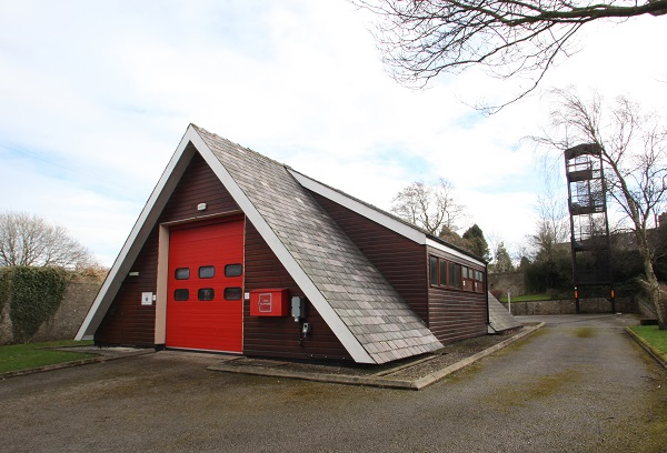 Silverdale fire station