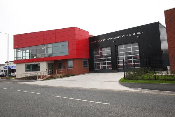 Fleetwood Fire Station