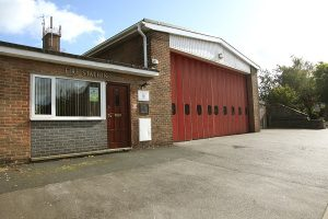 Barnoldswick fire station