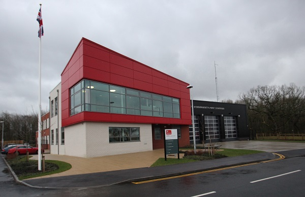 Chorley fire station