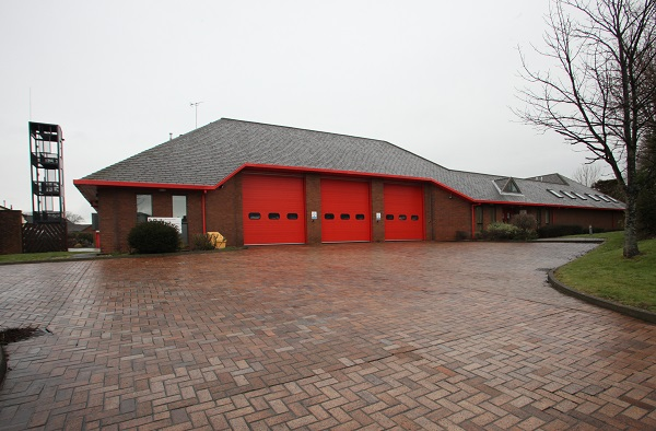 Blackpool fire station