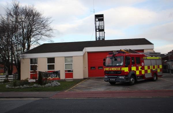Lytham fire station
