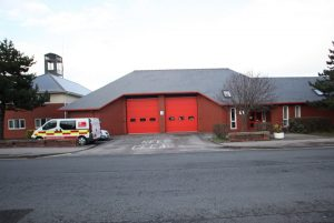 St Annes fire station