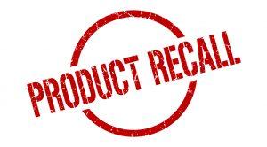 Product Recall Logo