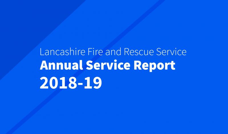 Annual Service Report 2018-19