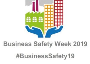 Logo of Business Fire Safety Week 9th - 15th September