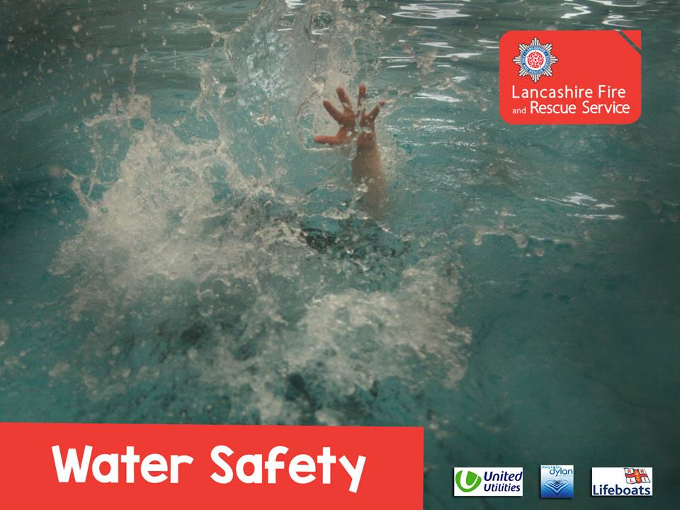Water Safety Module - Slide 1