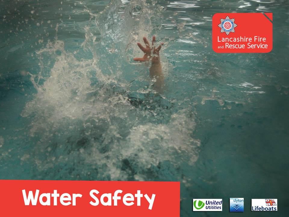 Water Safety Module - Slide 1