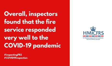 A quote from the HMICFRS